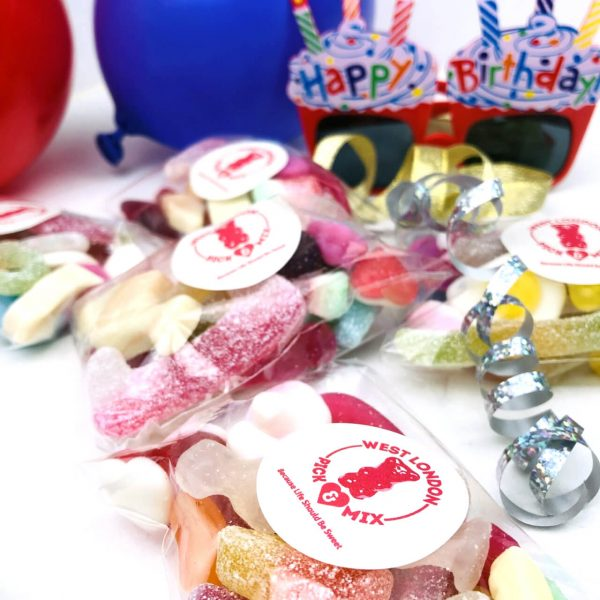Kids Party Bags   West London Pic & MIx